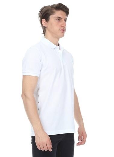 Abbate Polo Tshırt Beyaz